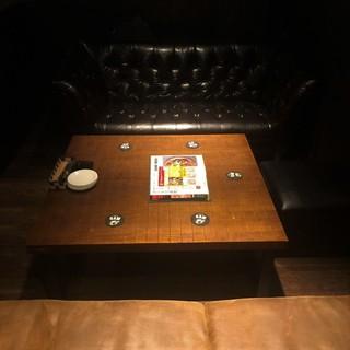 【3階】ゆったりと落ち着いた空間(2名様~)