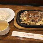 グルメ風月 - ビーフバター焼きM1,080円