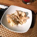 クラフトビアバル IBREW WIRED - いぶりがっことマスカルポーネチーズ