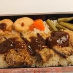 淡路屋 - 料理写真:神戸のビフカツ弁当。