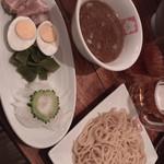 つけ麺SAKURA - つけ麺 大盛
