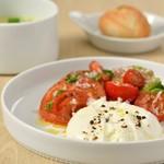 Tomato & Burrata(トマト ブラータ)