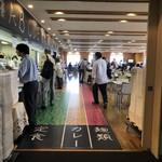 NHK放送技術研究所 食堂 - 3車線