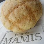 洋菓子とパンのアトリエ マミス - メロンパン