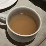 ガンボ&オイスターバー - ●牡蠣スープ