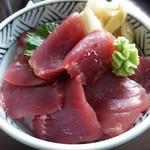108823402 - 本鮪赤身鉄火丼