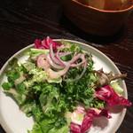 ベーカリー&レストラン 沢村 - サラダ
