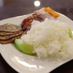 錦福 香港美食 - 港式焼腊飯