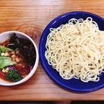 ラーメン東陽 - 料理写真:トマトつけ麺・中盛り