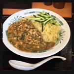 日高屋 - 料理写真:汁なしガパオ麺 590円