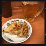 日高屋 - 生ビール&餃子