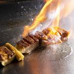 鉄板焼・愛宕 - 2019,7,8月  季節のディナー
