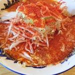 みやこいち - 料理写真:辛味噌タンメン(大盛)。
