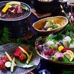福亭 - 鮮魚&ステーキコース