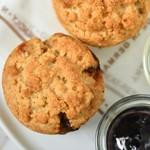 Scone -Vanilla/Tea&Cranberry-(スコーン・バニラ/紅茶&クランベリー)