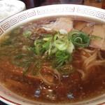熱烈タンタン麺一番亭 - 表面のラードがたまらん!