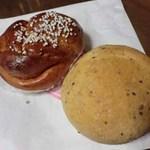 リンゴン - シナモンパン&天然酵母・丸パン