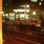 豊文堂書店 喫茶部 ラルゴ - 北大通が見えます