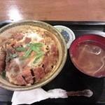 ゆたか食堂 - カツ丼