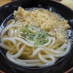 宝製麺所 - かけうどん 290円