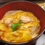 斎藤うどん店 - 美味しい親子丼です