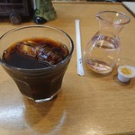 108845862 - セットのドリンクアイスコーヒー