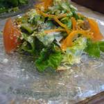 カフェ ド ベル - 野菜サラダ