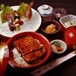 日本料理 空海 - 【10食限定】鰻丼御膳