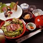 日本料理 空海 - 【10食限定】ステーキ丼御膳