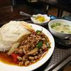 タイレストラン ルアンマイ - 料理写真:ガパオのランチ