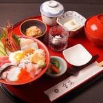 日本料理 空海 - 【10食限定】海鮮丼御膳
