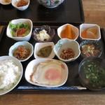 カフェ うむい - 和食850円