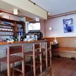 カフェ うむい - 店内