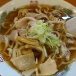煮干中華 あさり - 大館中華そば、昆布出汁の和風ラーメンです