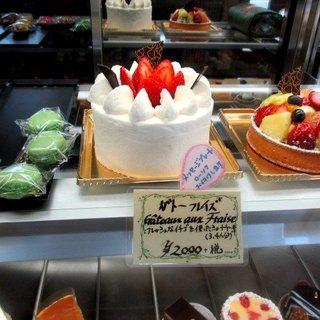 フランス菓子 イヴリーヌ - 料理写真:
