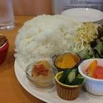 奈良きたまち食堂 イル・ソッリーゾ・デッラ・ファミーリア - 料理写真: