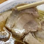 一麺 - バラチャーシュー
