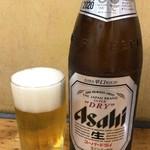 一麺 - ビール