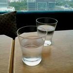 sazantawa-dainingu - お水