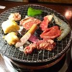 108865318 - 炭火焼き肉