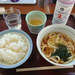 山田うどん - 料理写真:玉子かけごはん¥260-