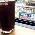 ドトールコーヒーショップ - アイスコーヒー 220円