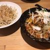 麺屋 祐 - 料理写真:冷やし坦々麺+中盛り+もやし