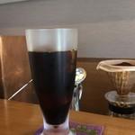 自家焙煎珈琲工房 ロッシュ - アイスコーヒー