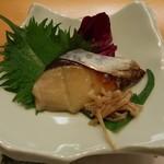 寿司・割烹 四六八ちゃ - さわら西京焼き