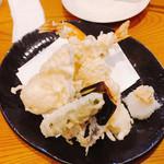 呑み処 き楽 - 天ぷら