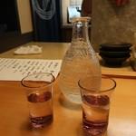 寿司・割烹 四六八ちゃ - 立山(普通酒)砺波 500円