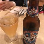 108873420 - お初のインドビール