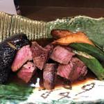 108874707 - いちぼ肉ステーキ