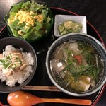 和カフェ・お酒スタンド オマツ - おまつ定食